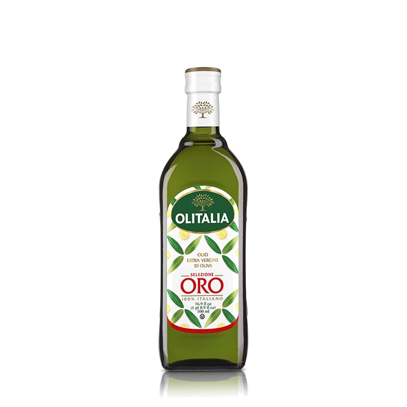 Extra Virgin Olive Oil Selezione Oro 16.9 oz