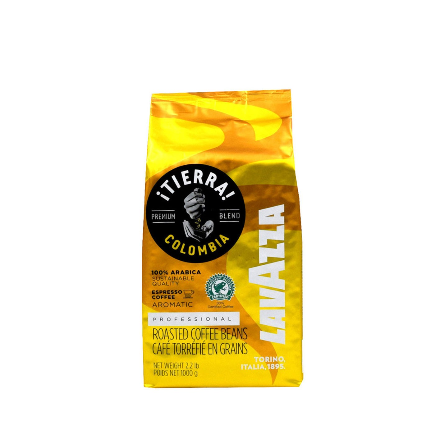 Tierra Colombia 100% Arabica Whole Beans 35.2 oz