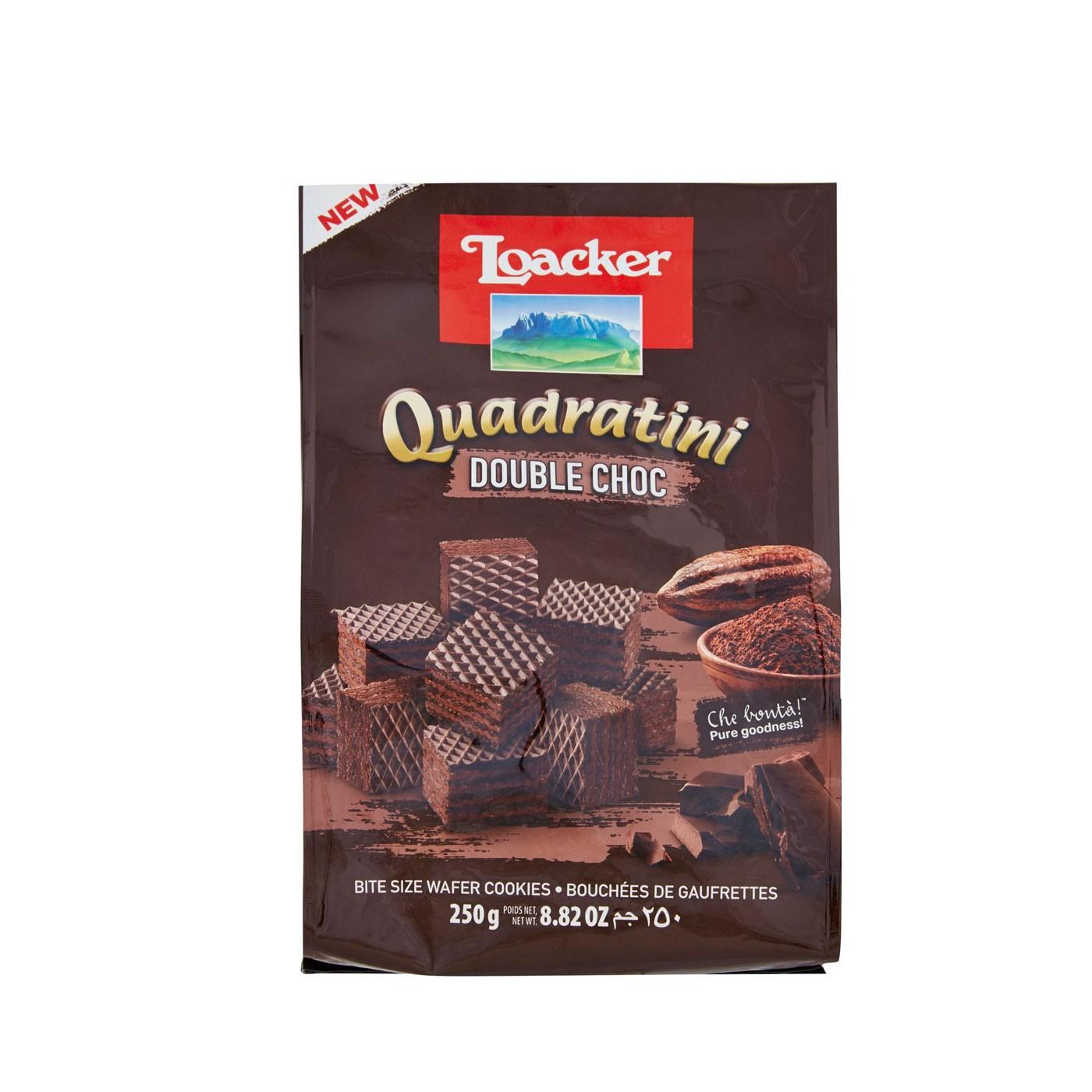 Double Chocolate Quadratini 8.82 oz