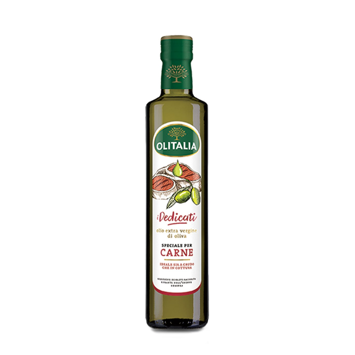 Extra Virgin Olive Oil for Meat 16.9 oz