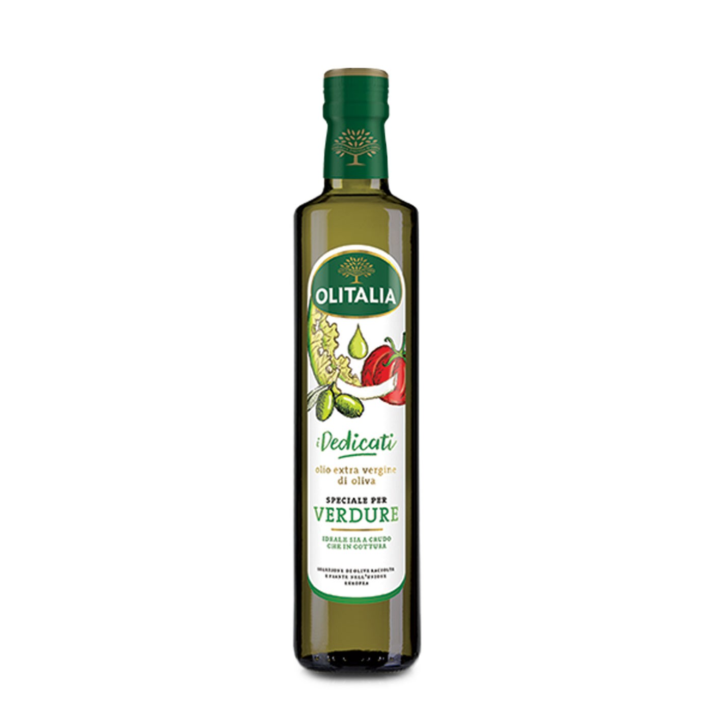 Extra Virgin Olive Oil for Vegetables 16.9 oz