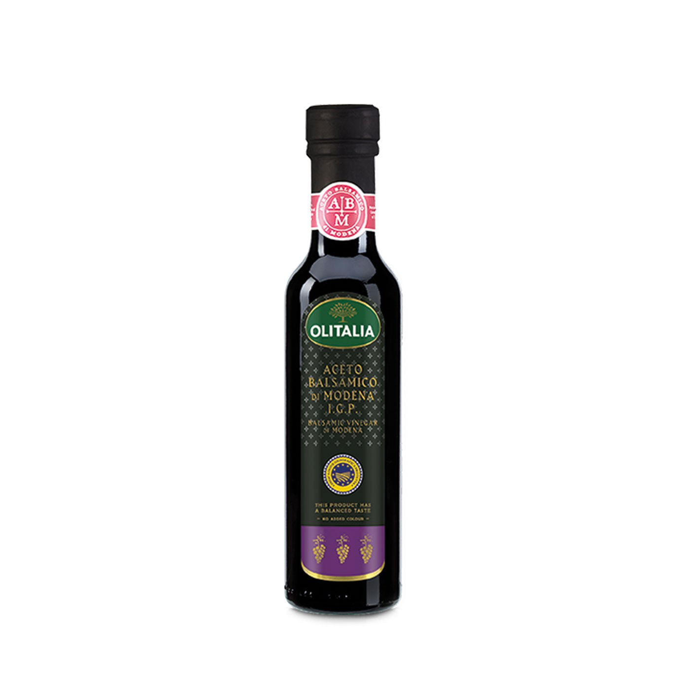 Balsamic Vinegar from Modena Tre Grappoli 8.45oz