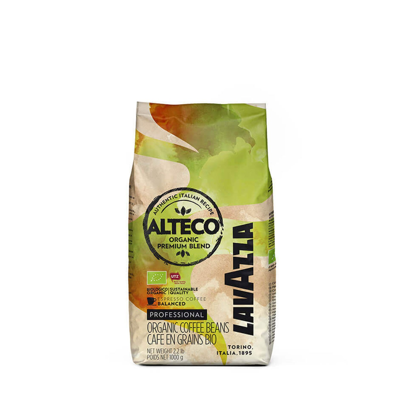 Organic Alteco Espresso Whole Beans 35.2 oz