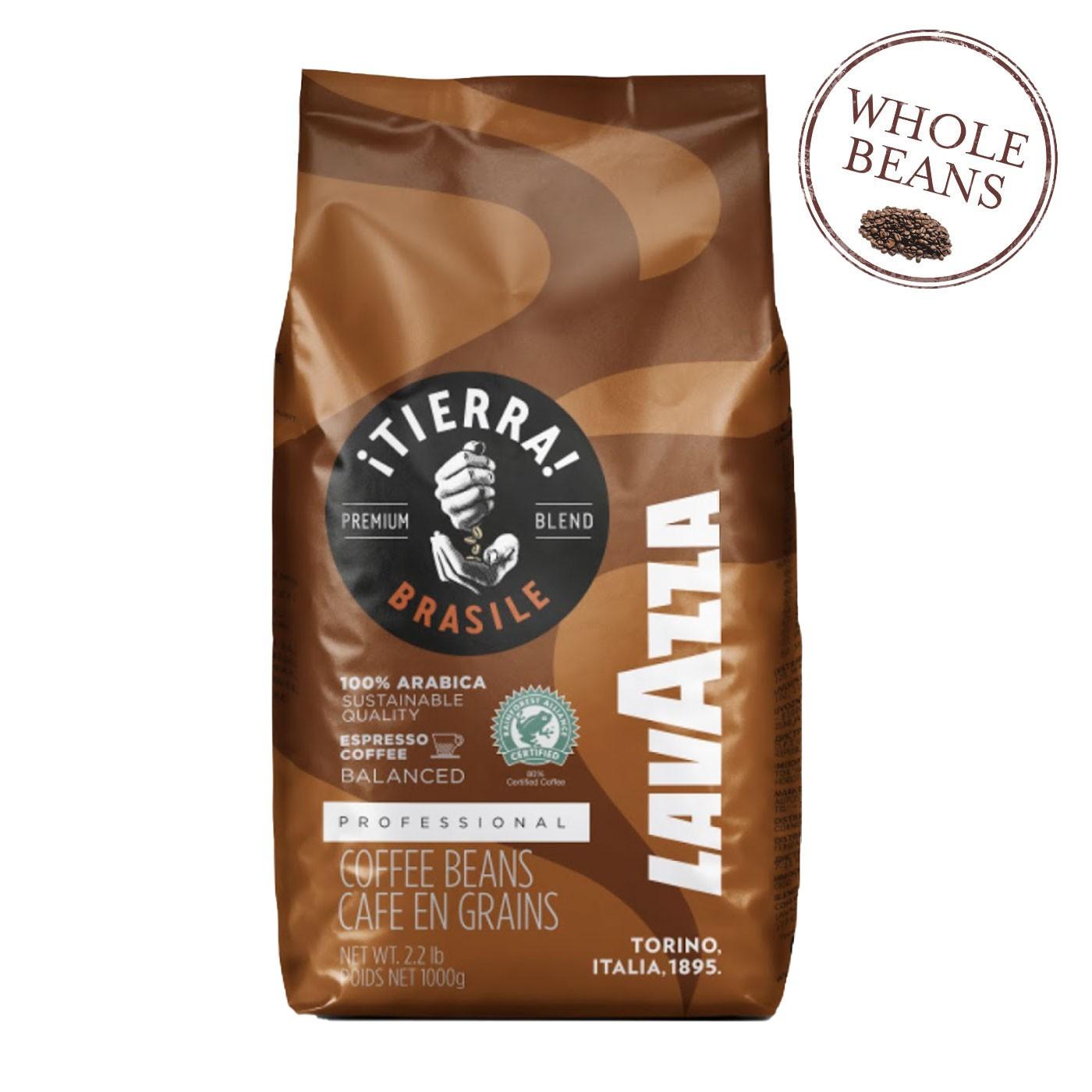 Tierra Brazil 100% Arabica Whole Beans 35.2 oz