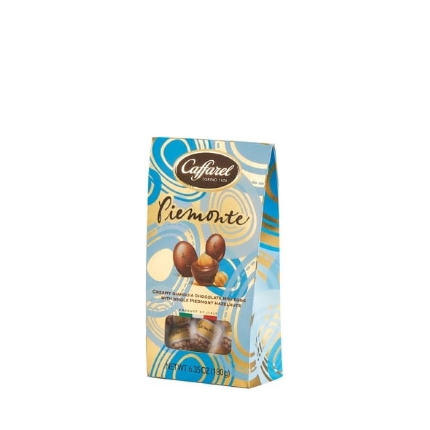 Piemonte Mini Hazelnut Chocolate Eggs 4.94 oz