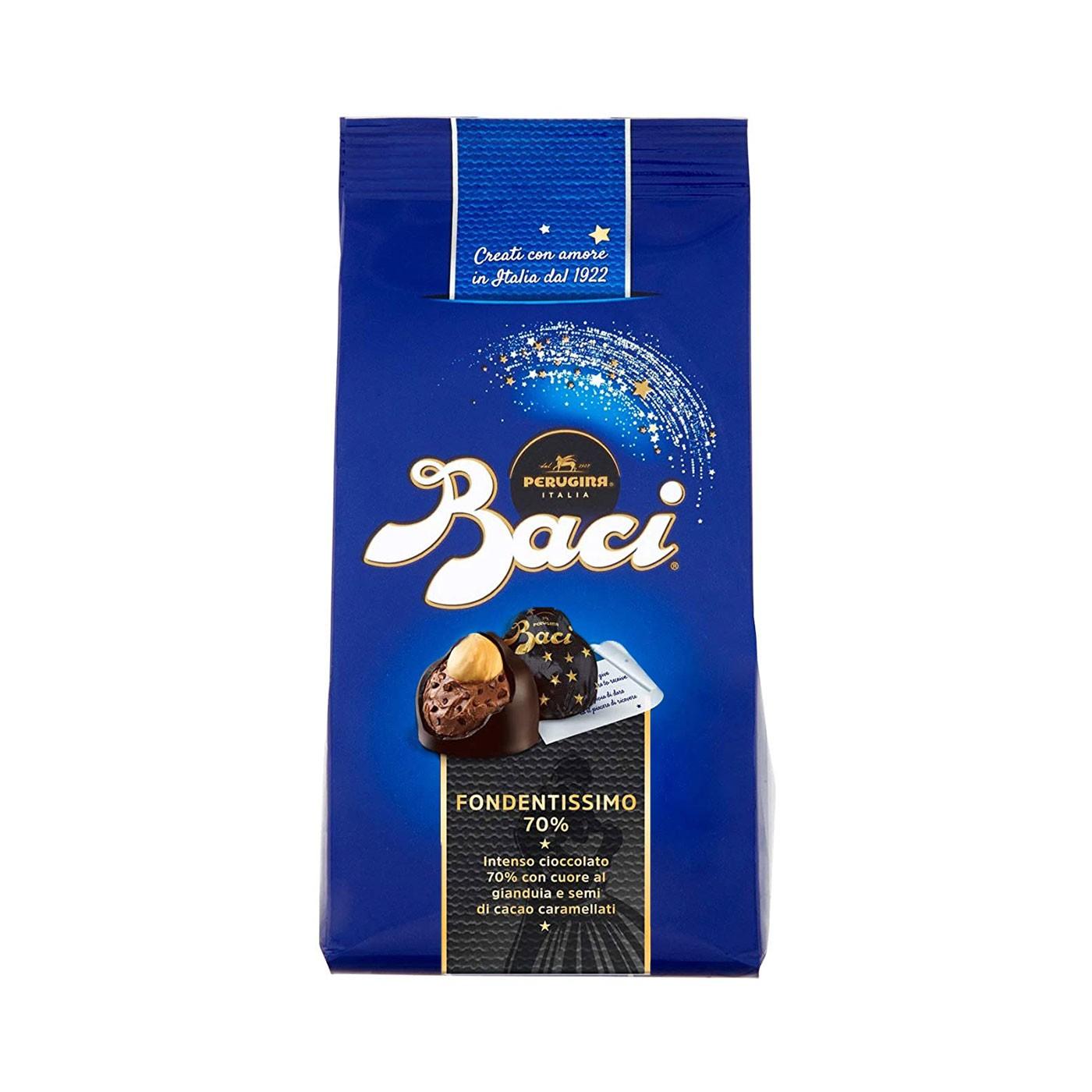 70% Dark Chocolate Baci 4.4 oz