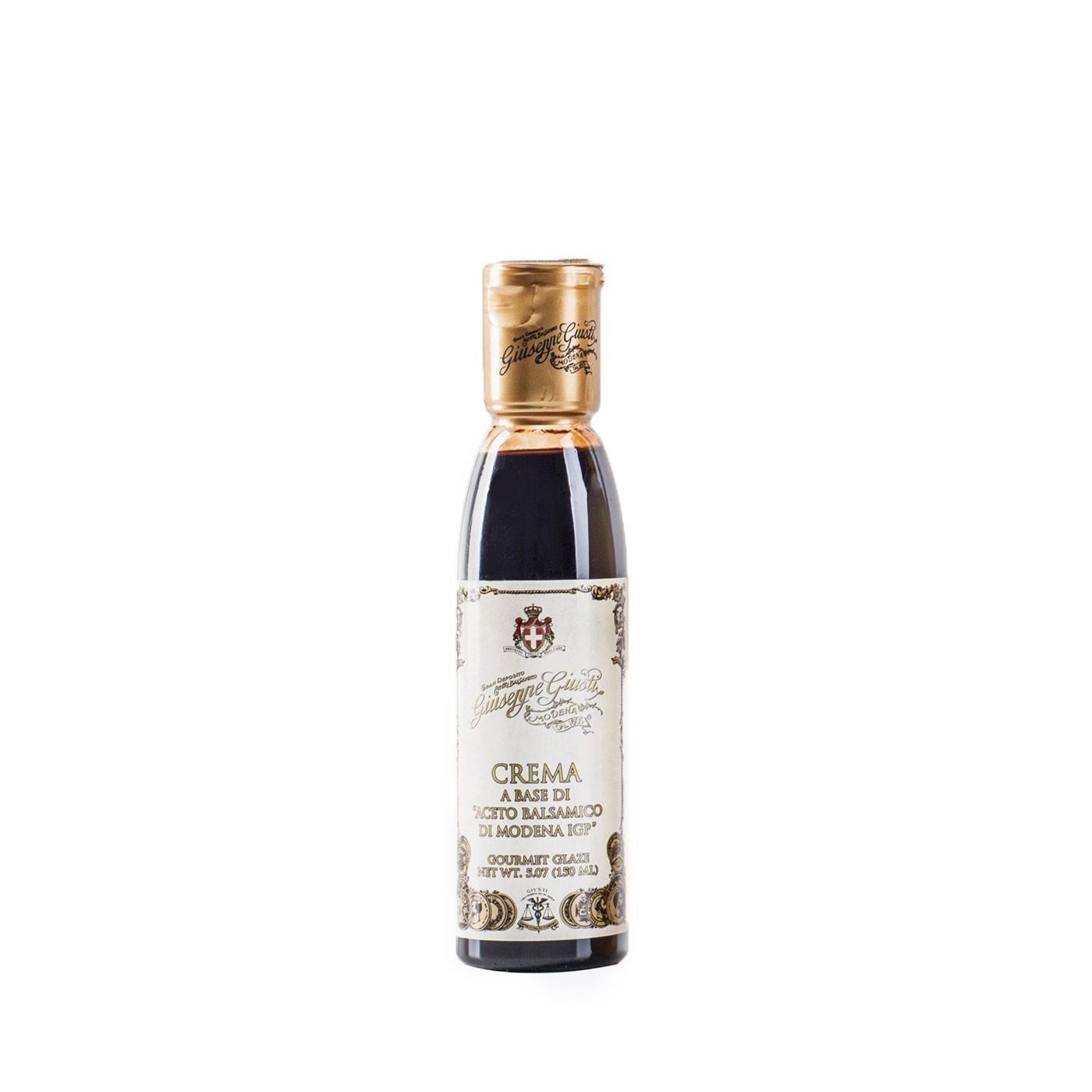 'Crema' Glaze with Balsamic Vinegar of Modena IGP 5 oz
