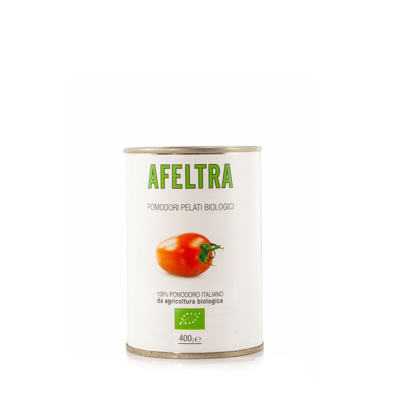 Organic Whole Tomatoes 14 oz - Afeltra