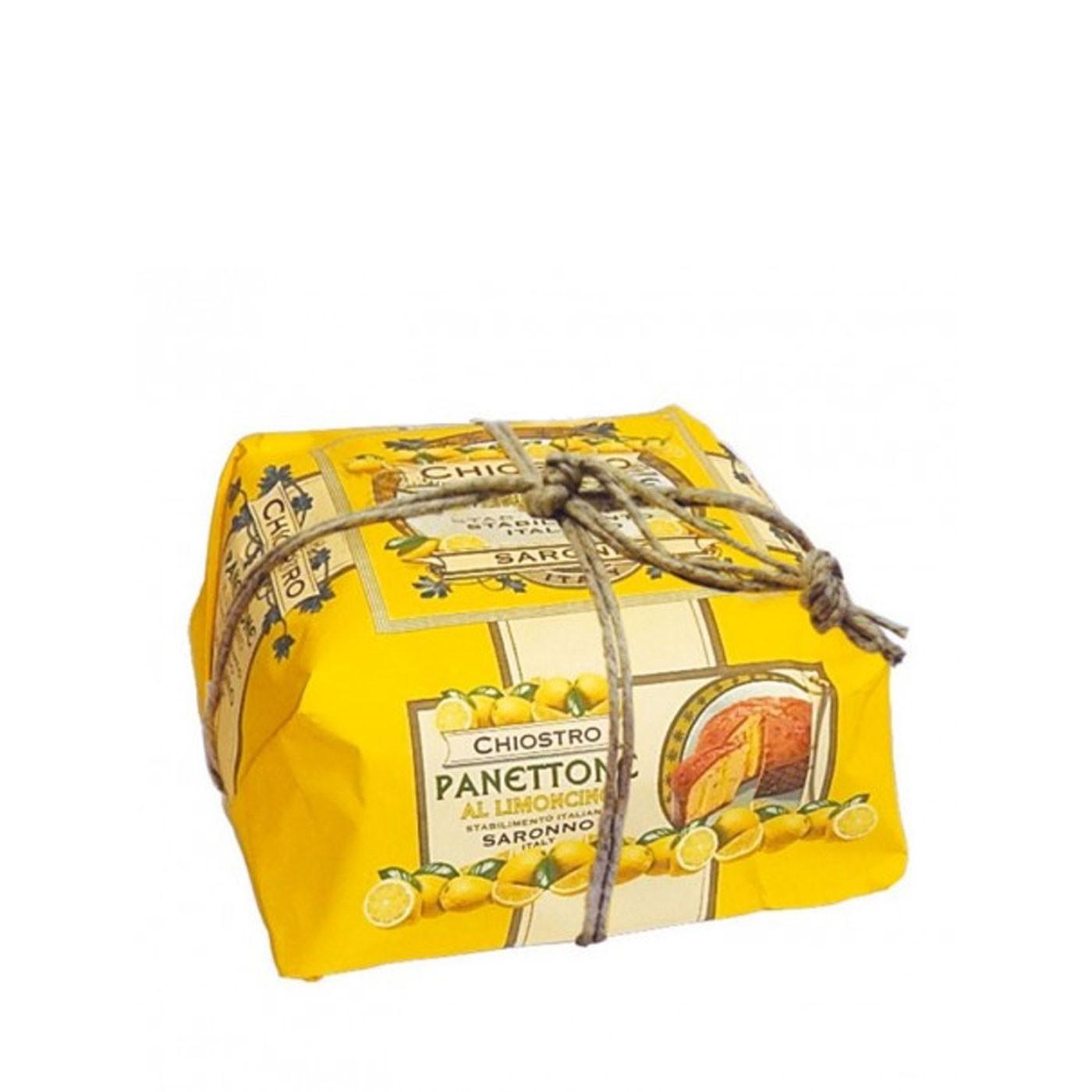Limoncello Panettone 17.6 oz