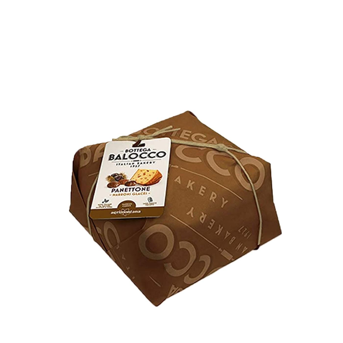 Marron Glacé Panettone 26.4 oz