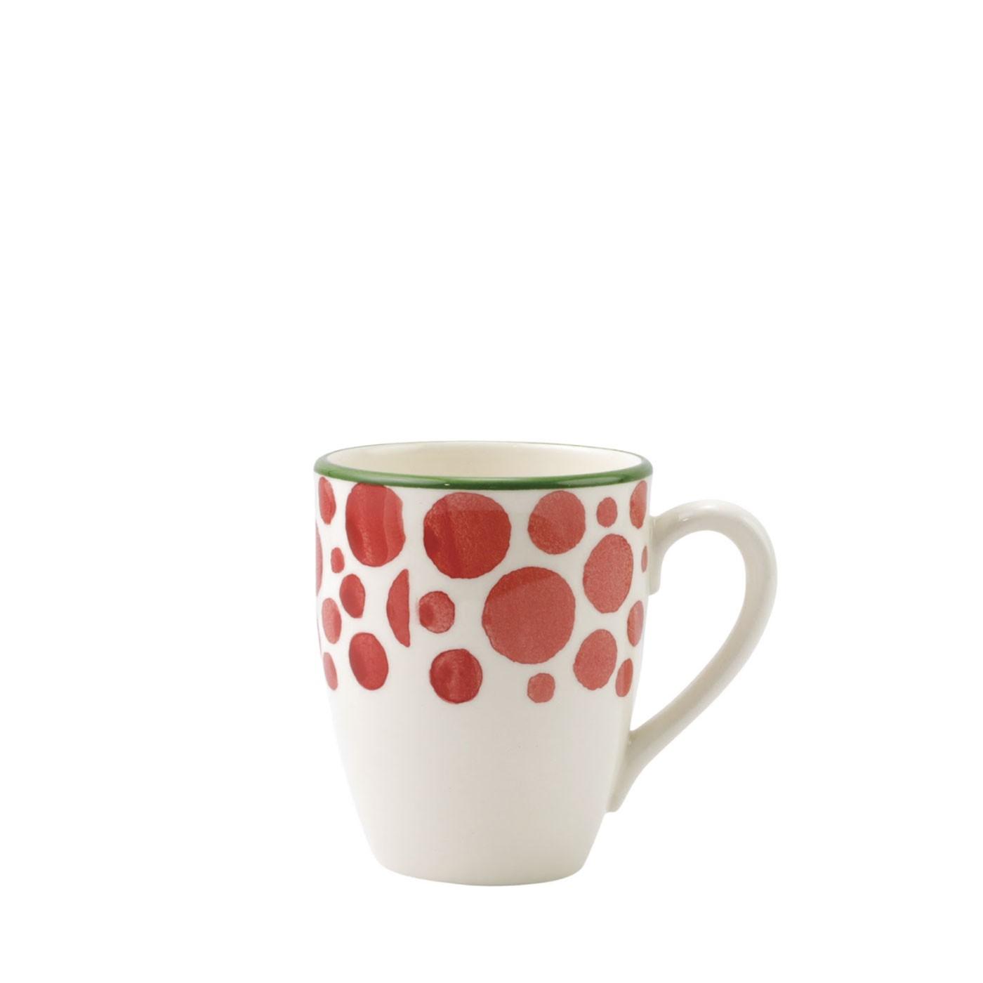 Mistletoe Bubble Mug