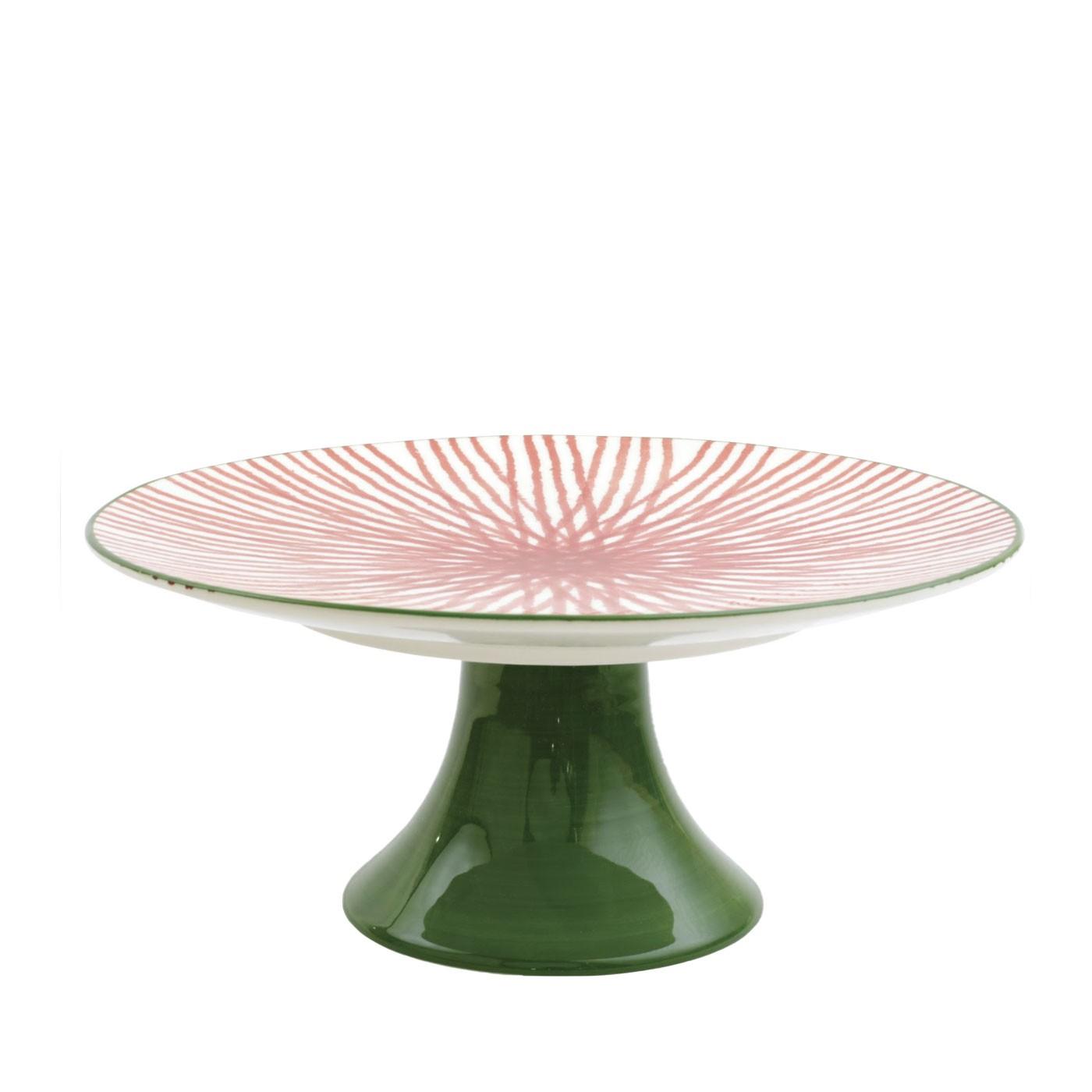 Mistletoe Cake Stand