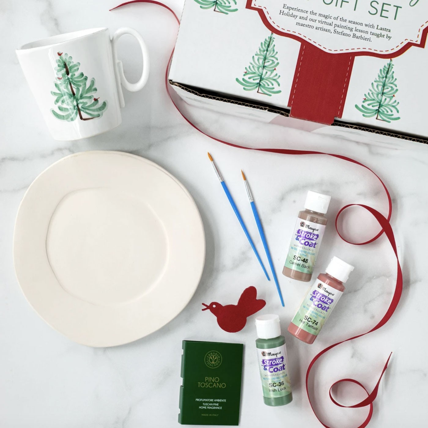 Lastra DIY Holiday Gift Set