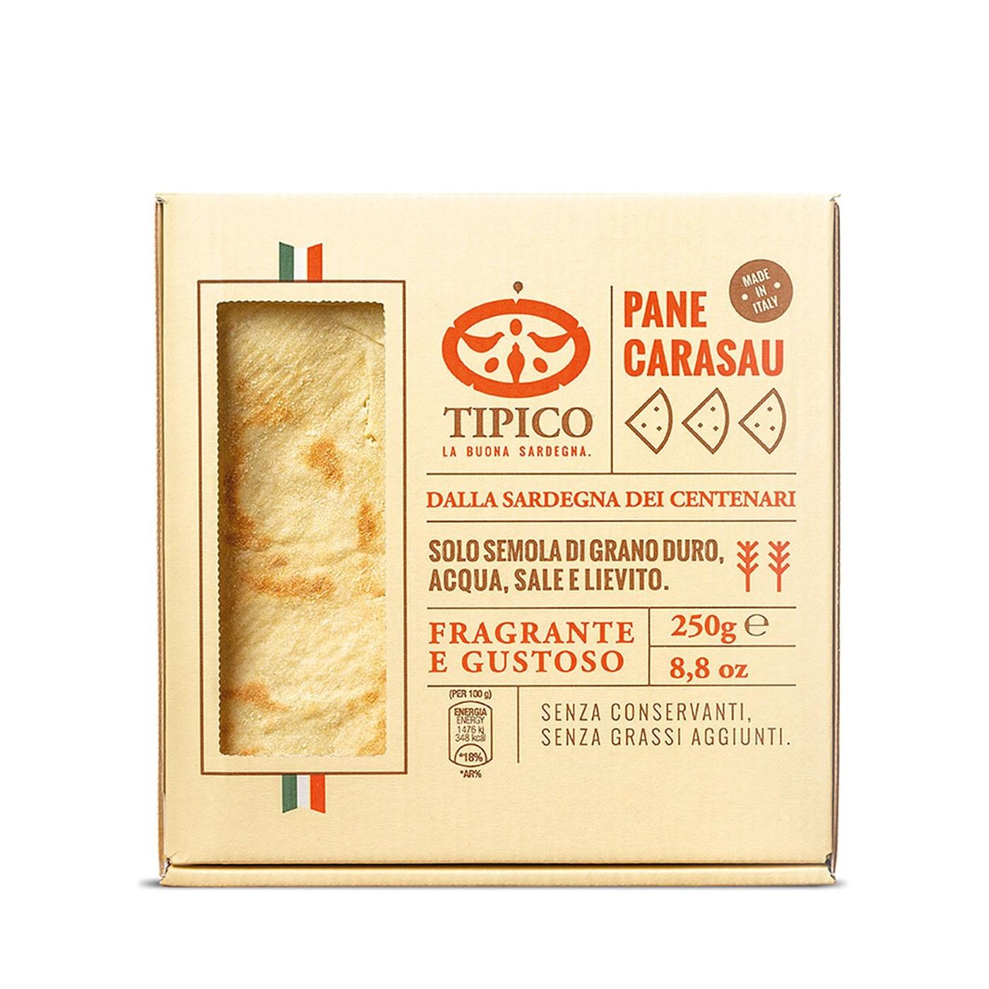 Pane Carasau Crispbread 8.8 oz - Tipico
