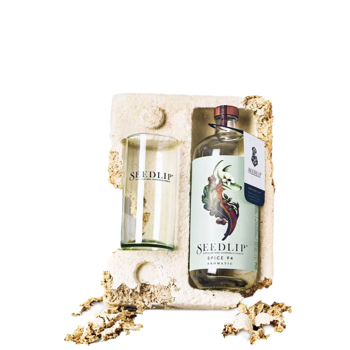 Mycelium Seedlip Spice 94 Gift Set