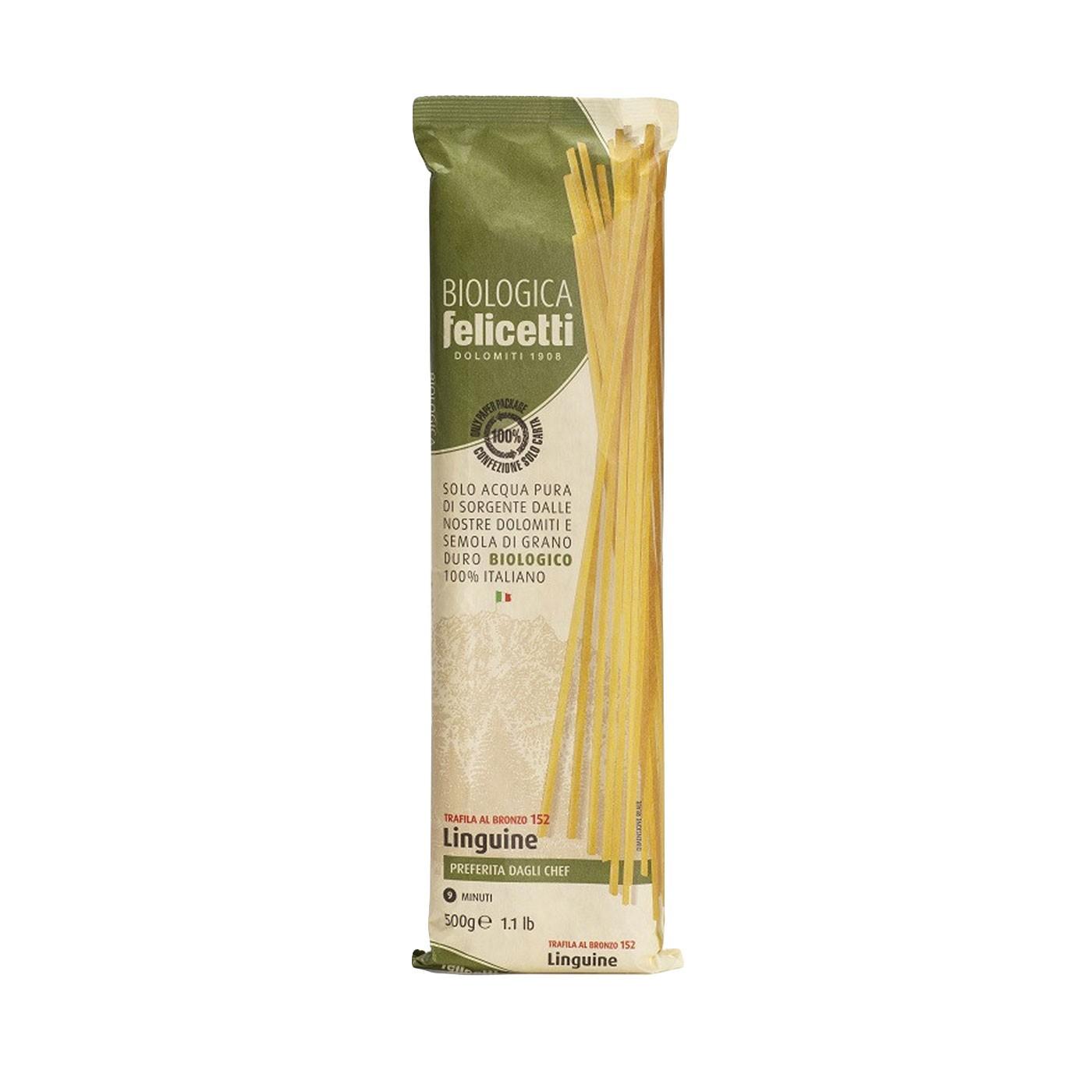 Organic Linguine 17.6 oz - Felicetti | Eataly.com
