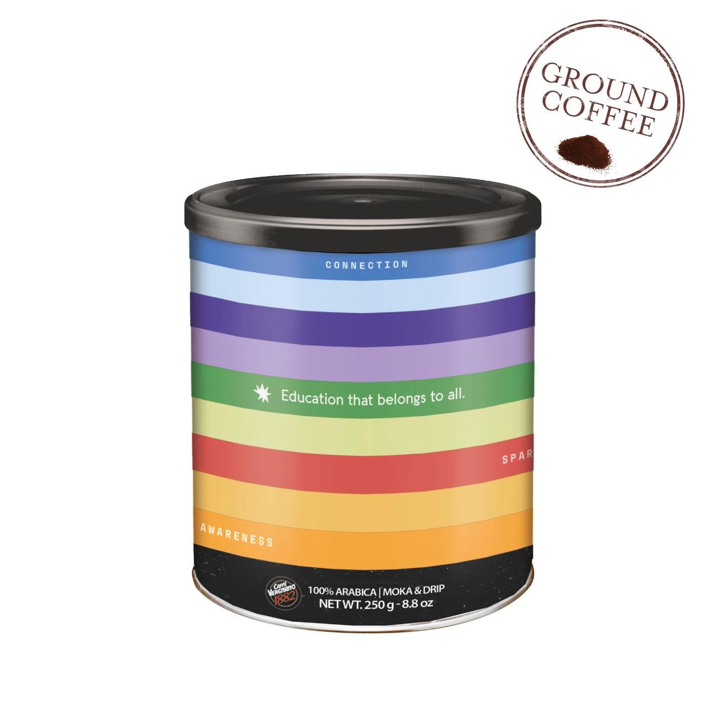 Funtasia 100% Arabica Moka and Drip 8.8 oz - Caffè Vergnano | Eataly.com