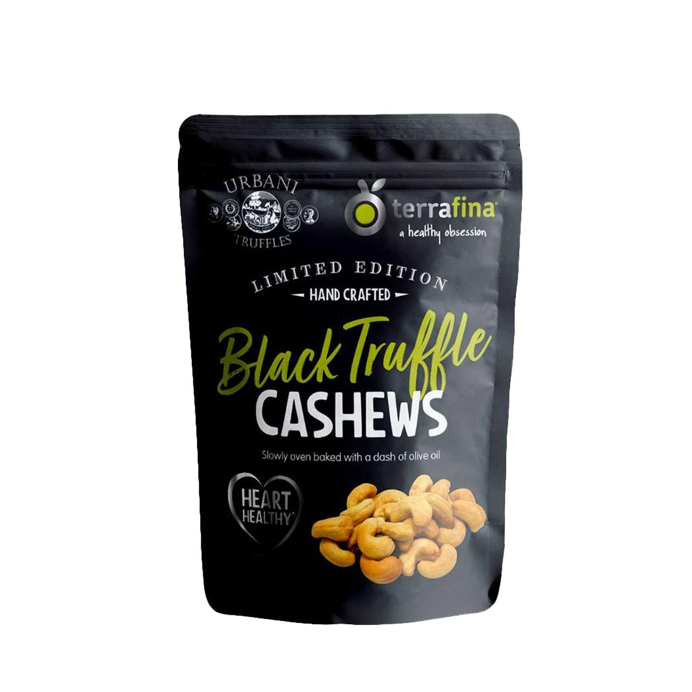 Black Truffle Cashews 4 oz