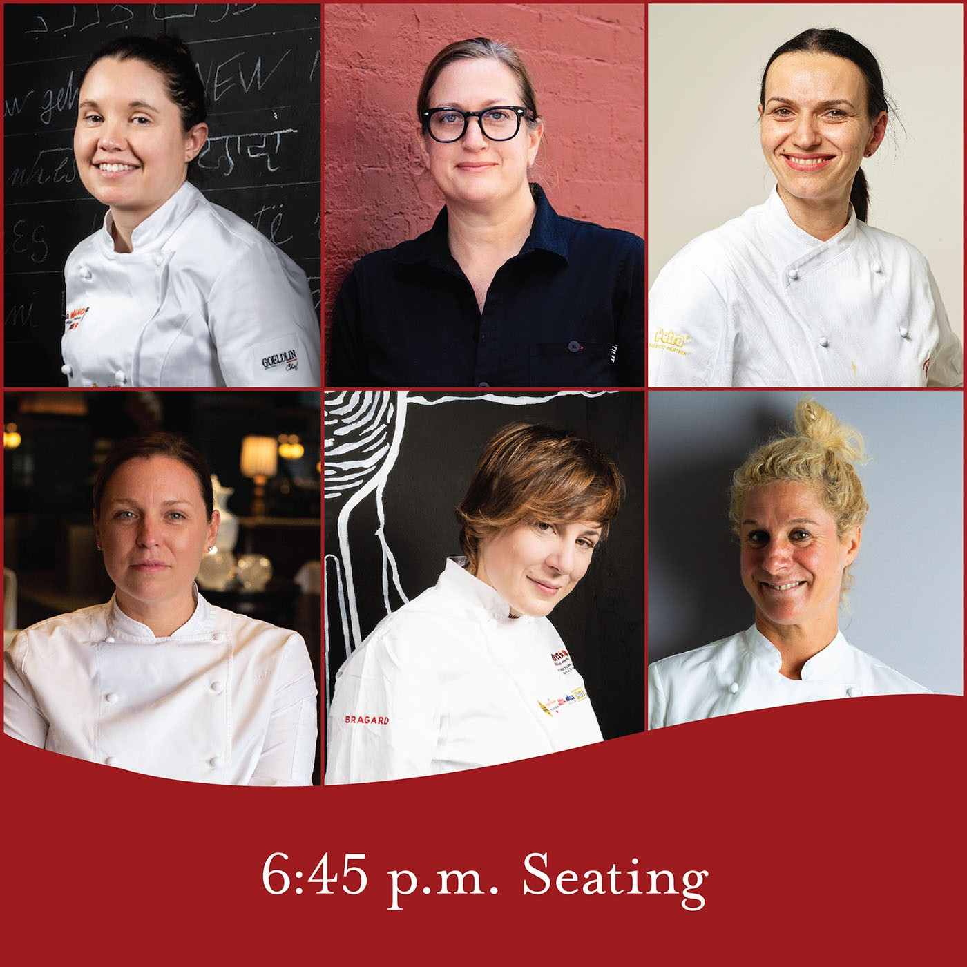 Identita' Golose 2019: Dine Around - 6:45pm