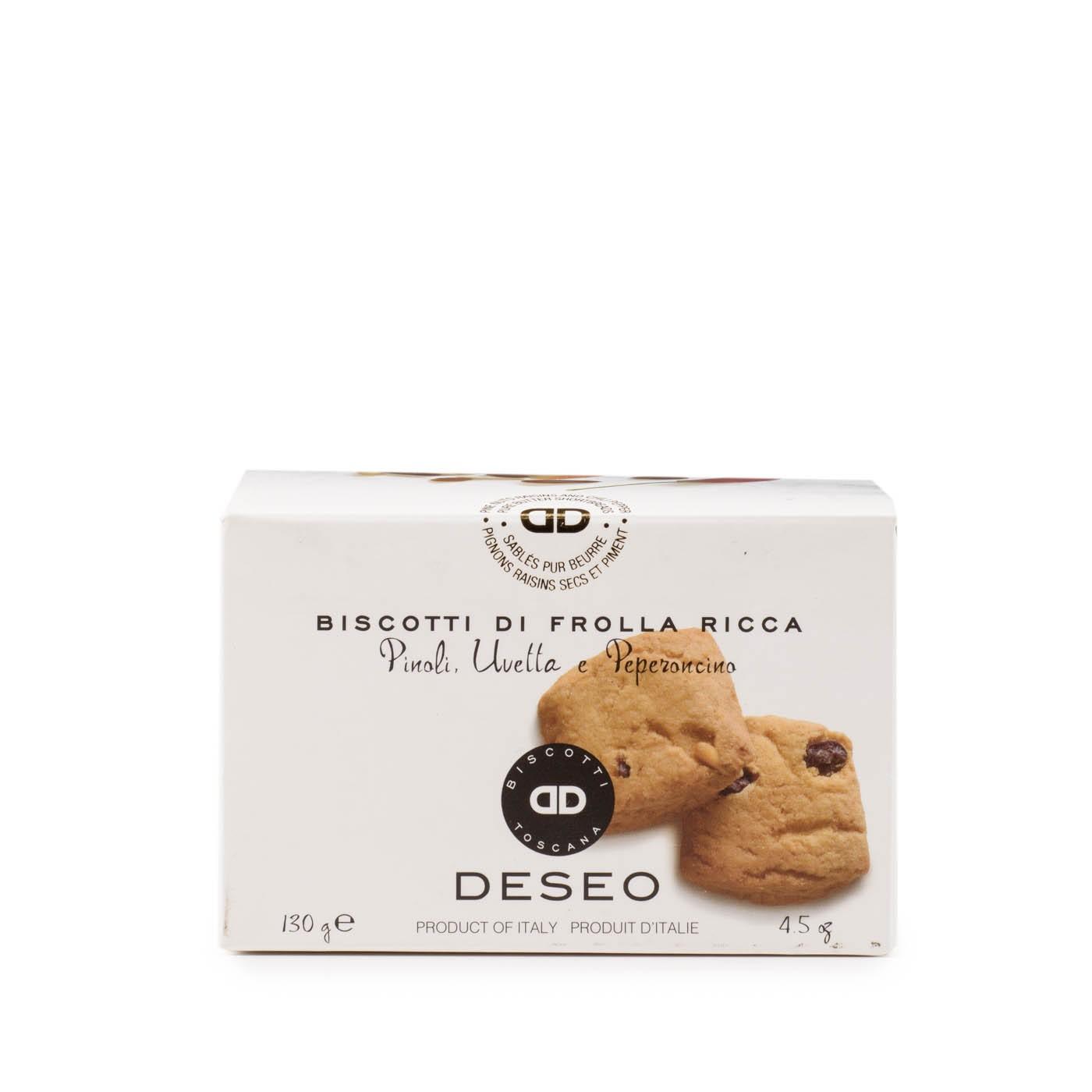 Spicy Raisin Cookies 4.58 oz