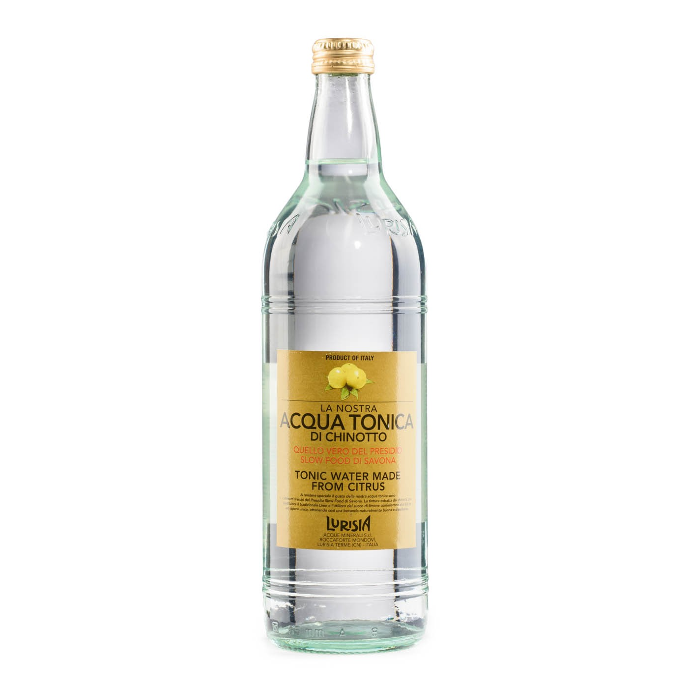 Chinotto Tonic Water 25.4 oz