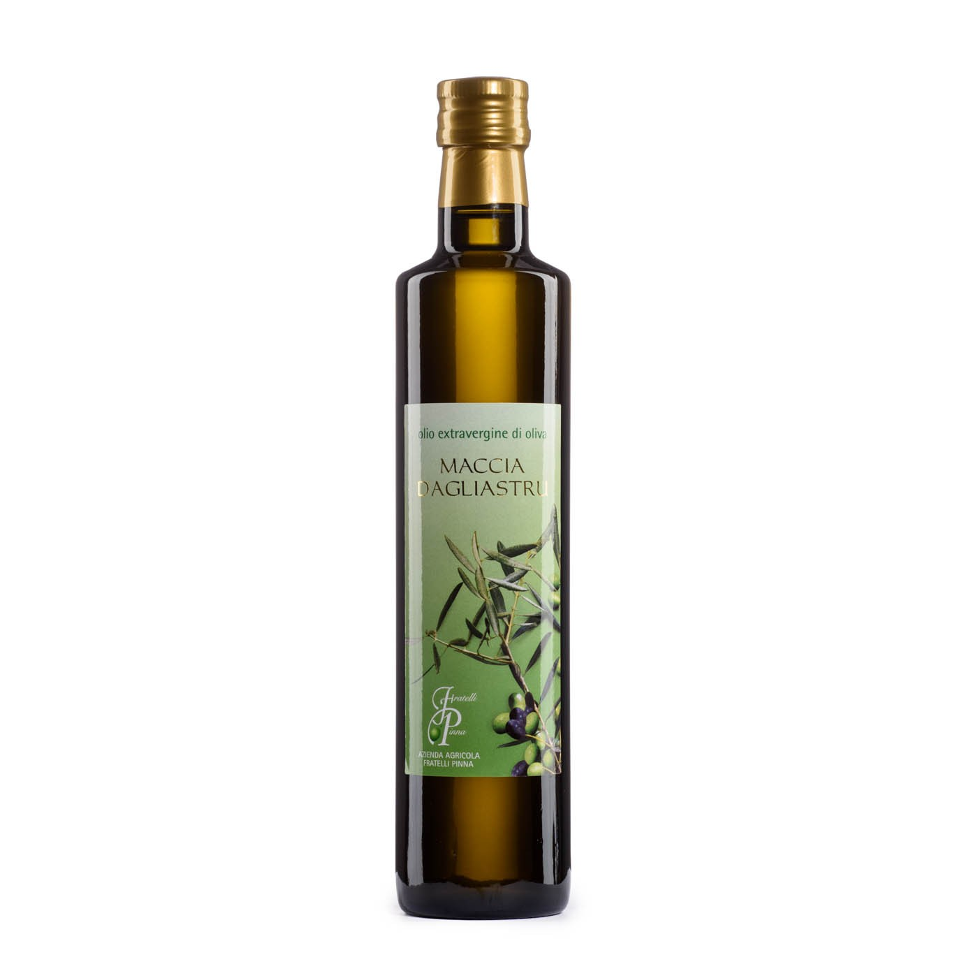 Maccia D'Agliastru Extra Virgin Olive Oil