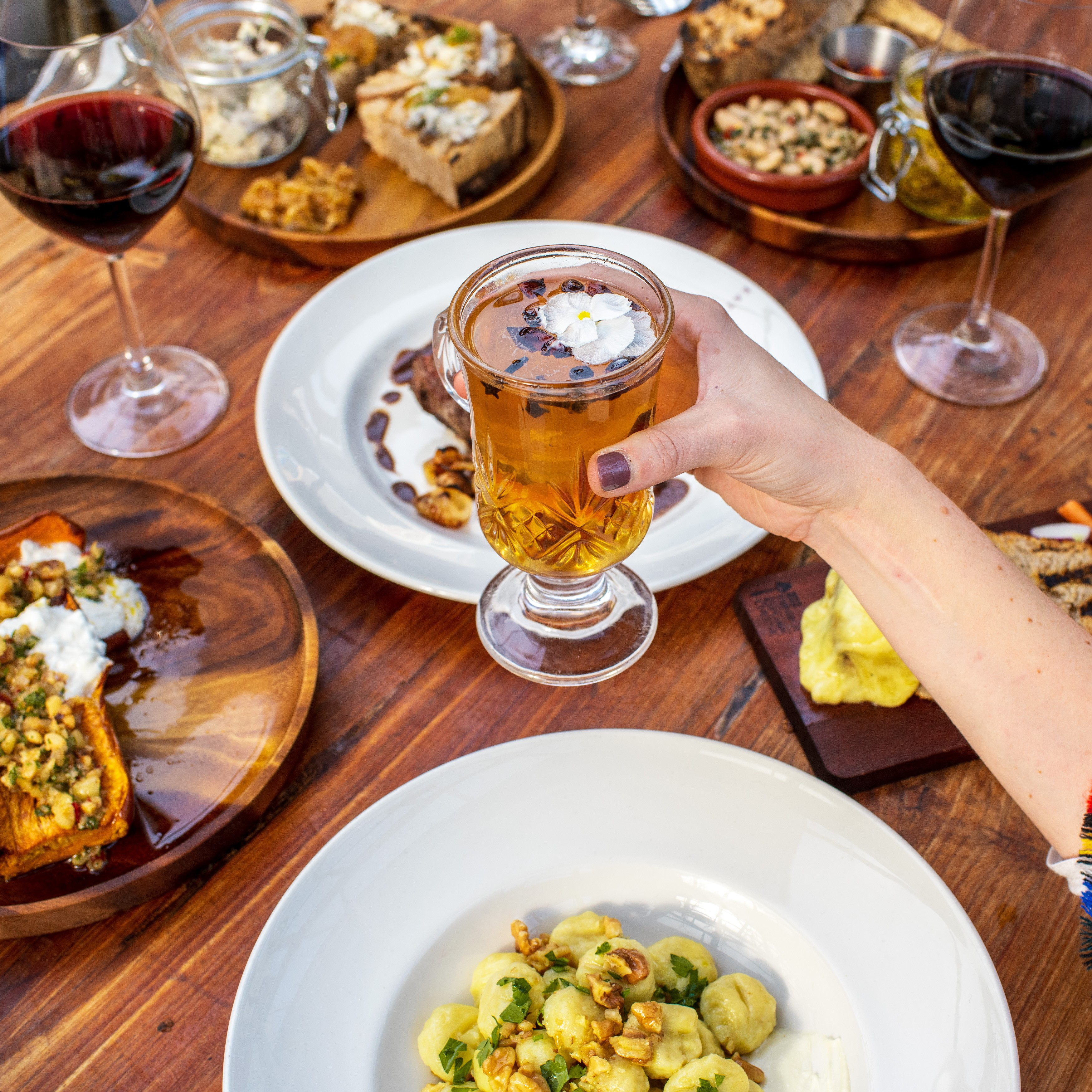 Wine & Food festa: Warm Up this Winter with Us!