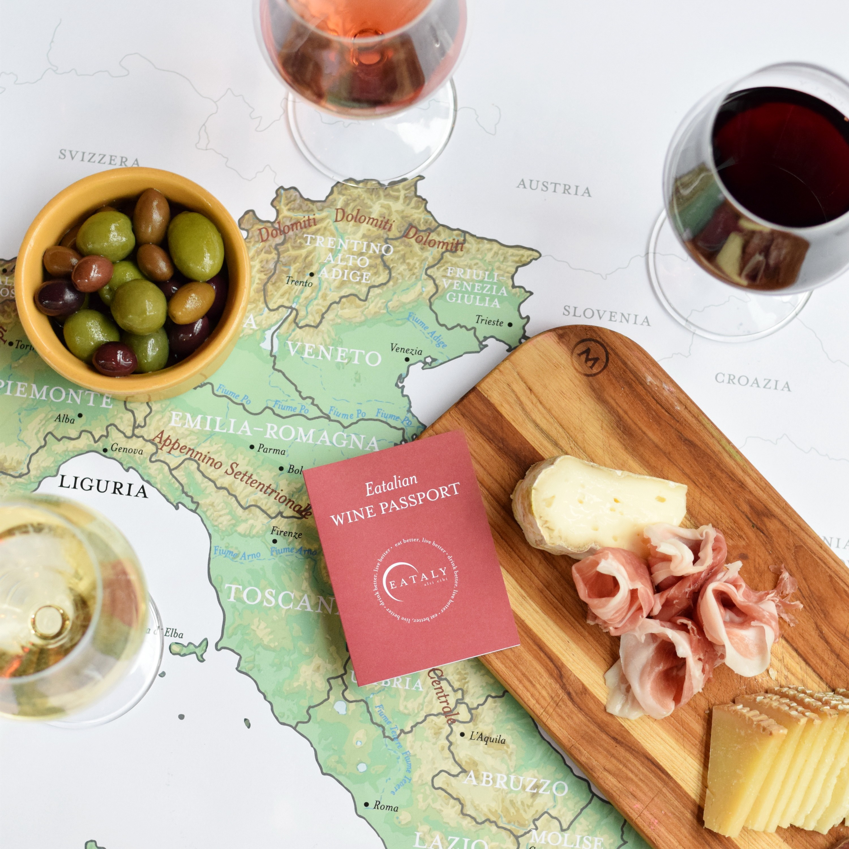 Food & Wine Festa: Passport Edition