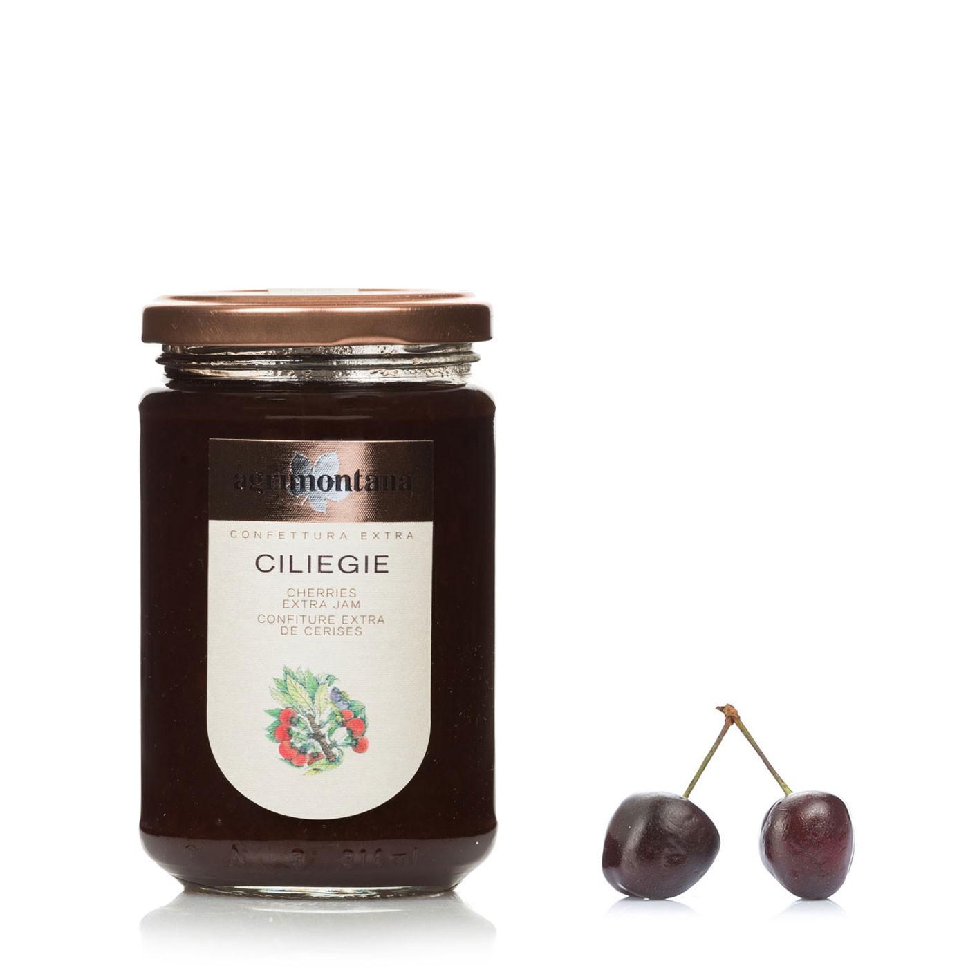 Cherry Extra Jam 12.3 oz