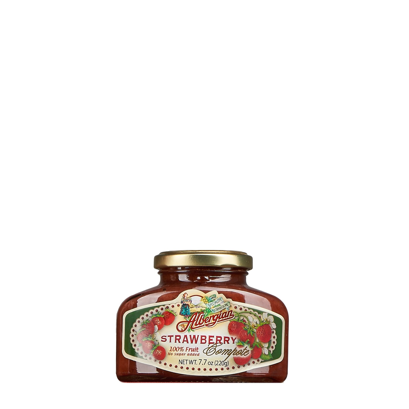Strawberry Compote 7 8oz