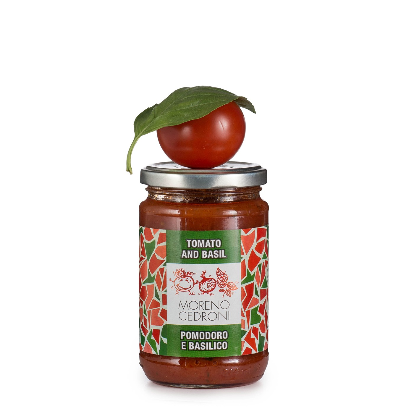 Tomato and Basil Sauce 10.2 oz