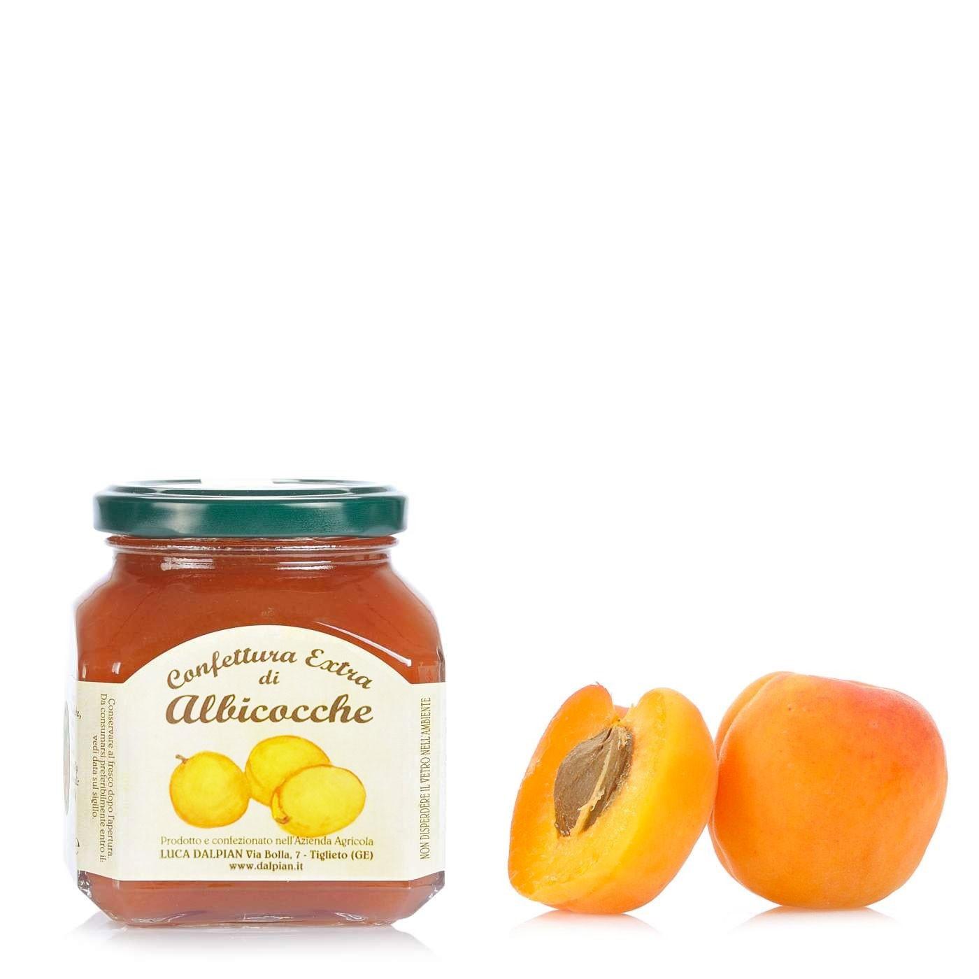 Apricot Jam 12.3 oz