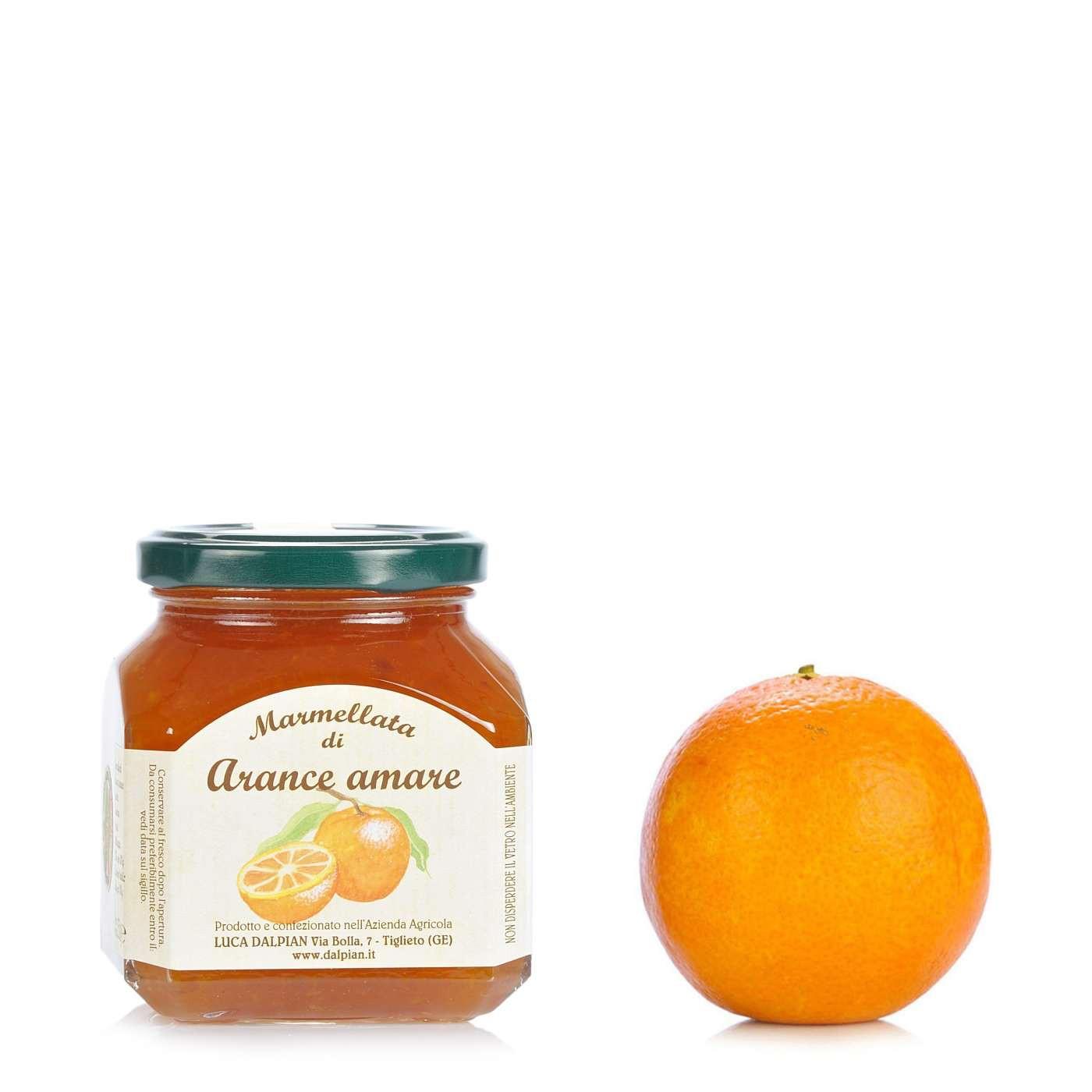 Bitter Orange Marmalade 12.3 oz