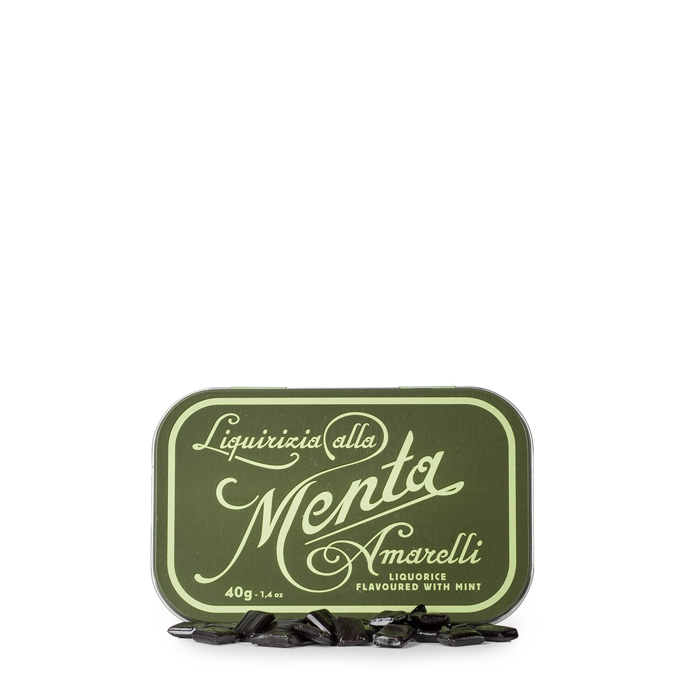 Mint Liquorice Tin 1.4 oz