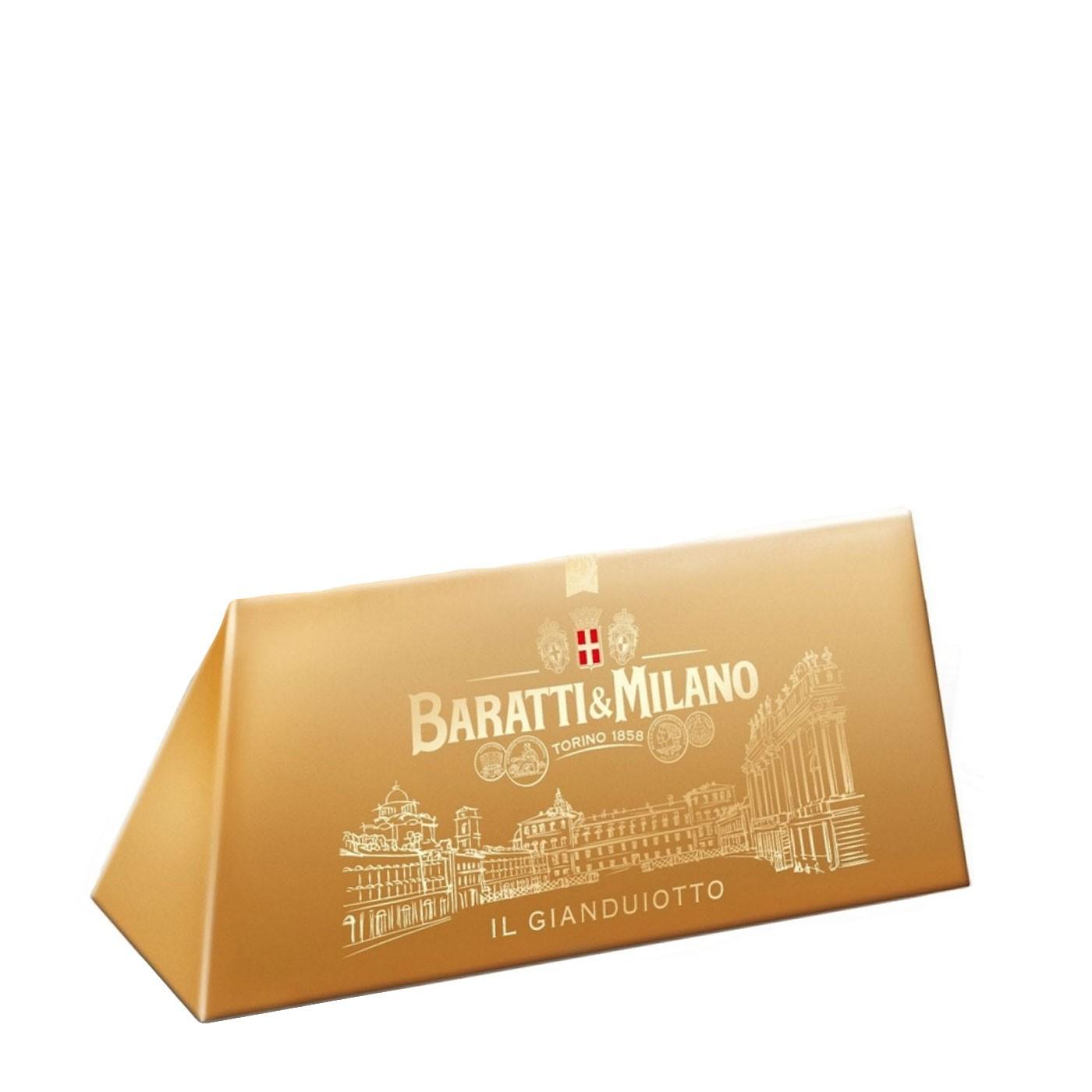 Gianduiotti Prism Gift Box 7.1 oz