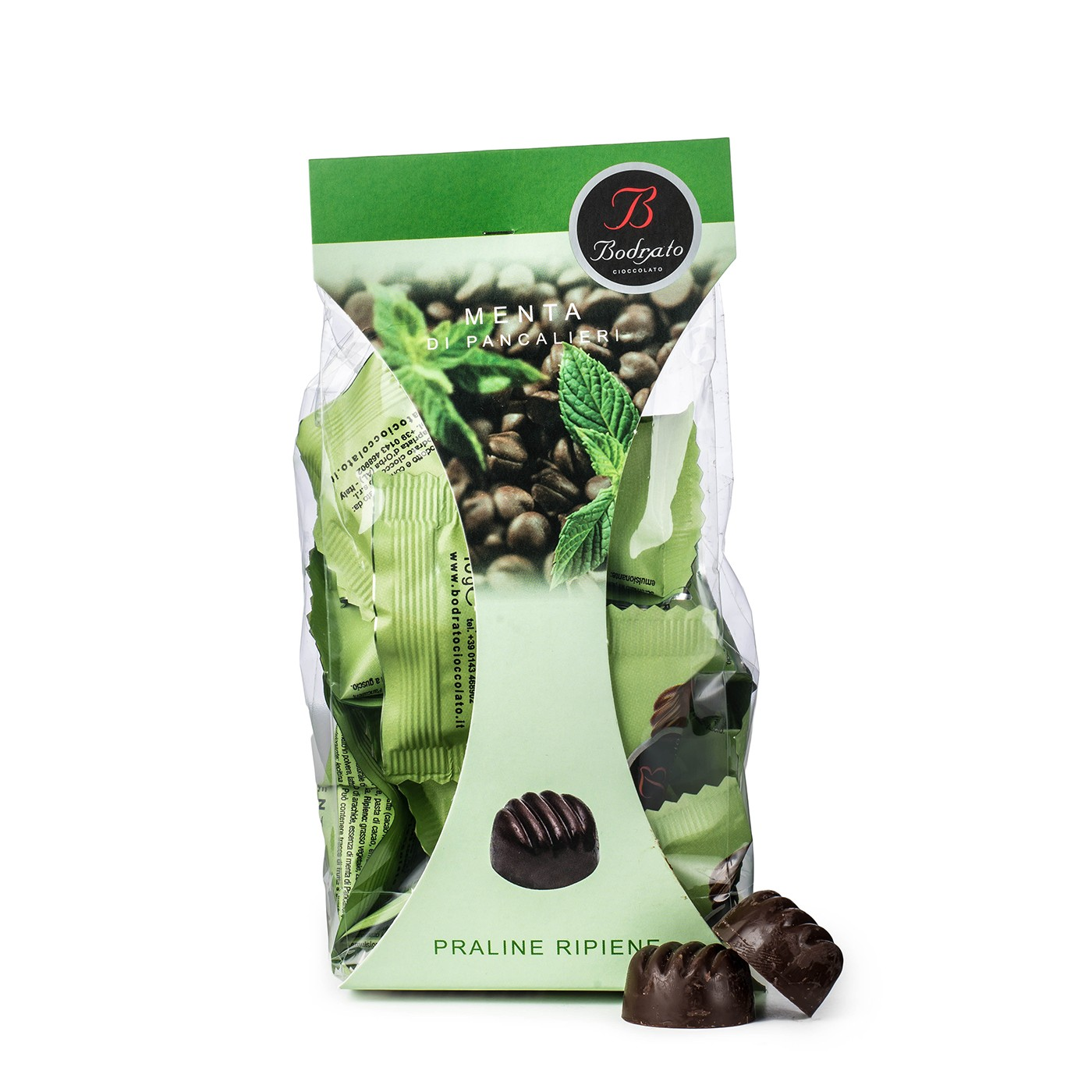 Dark Chocolates with Mint Cream 5.3 oz