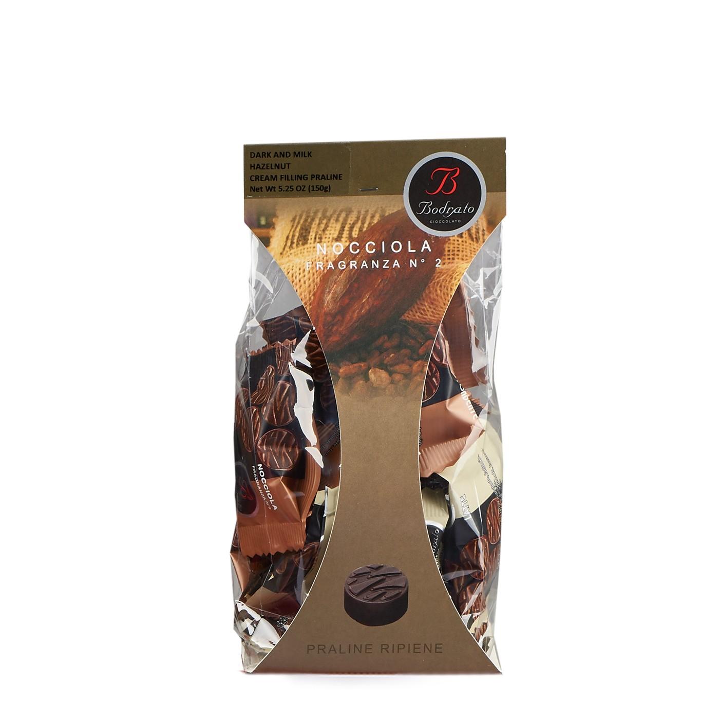 Dark Chocolates with Hazlenuts