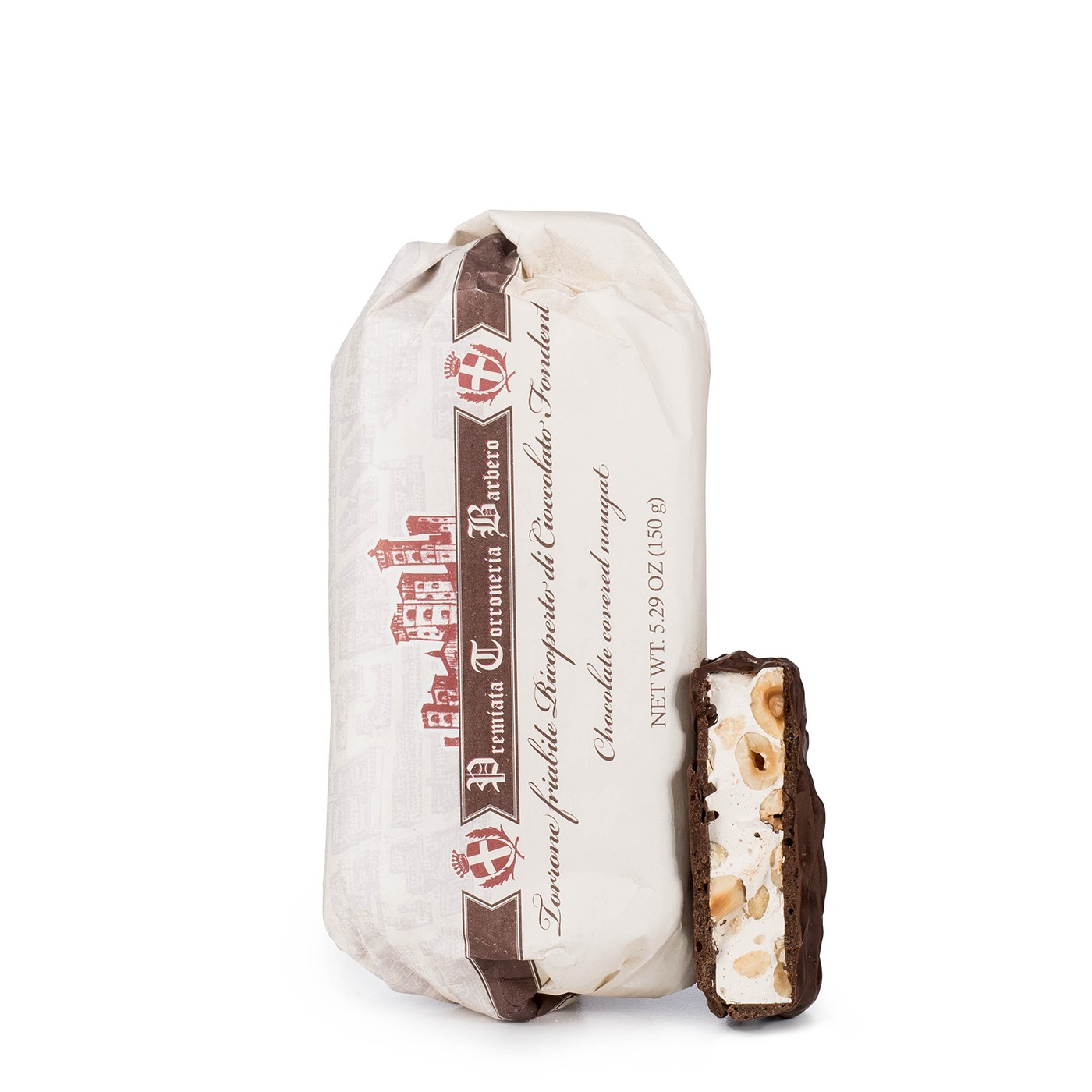Chocolate Torrone 5.3 oz