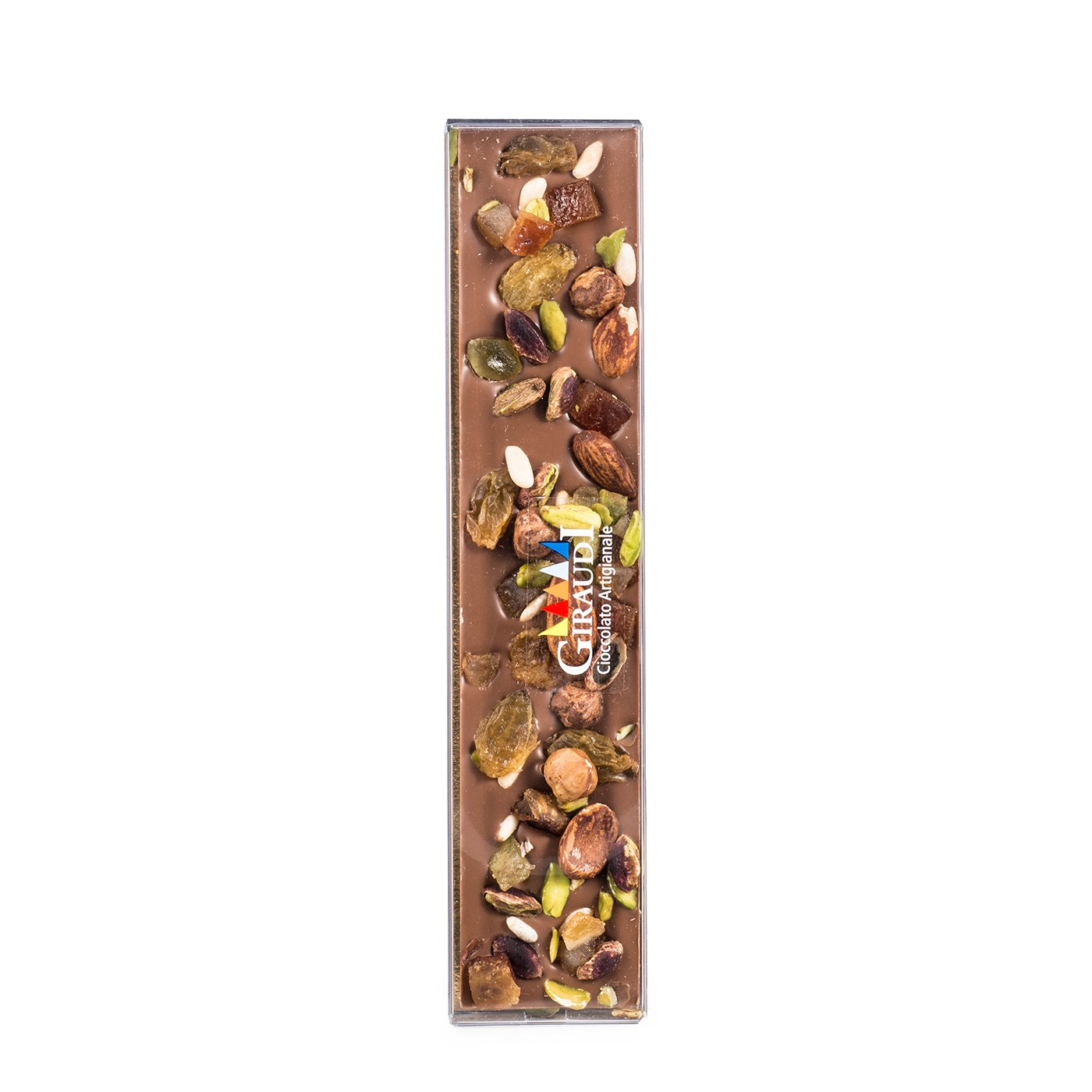 Milk Chocolate Bar with Nuts and Candied Fruit 4.23 oz