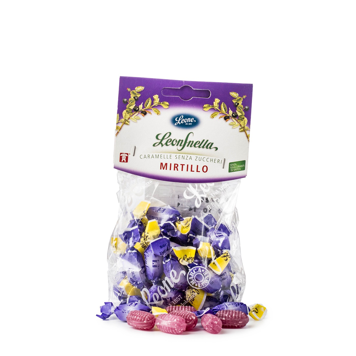 Sugar-Free Blueberry Candies 3.5 oz