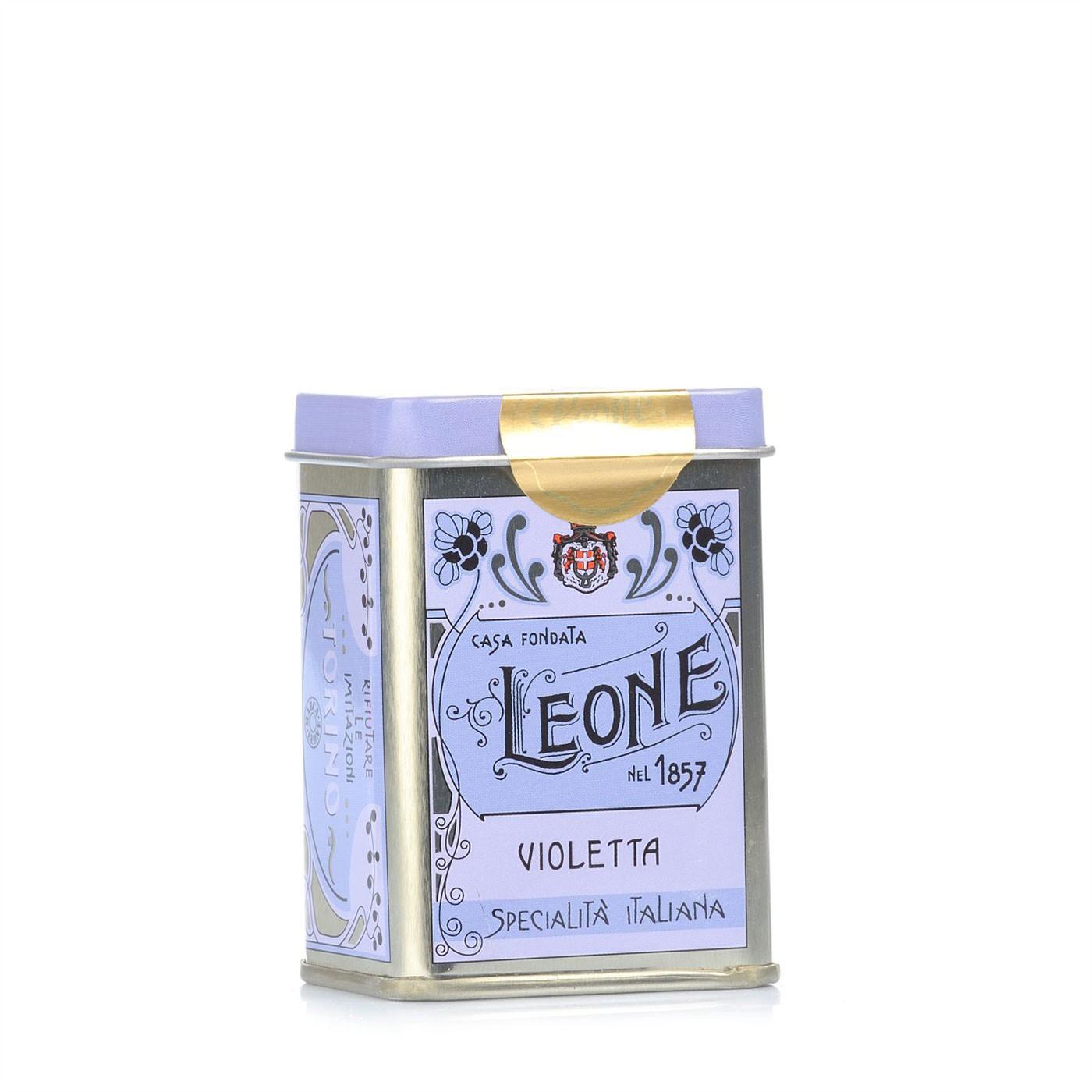 Violet Candies Tin 1.5 oz