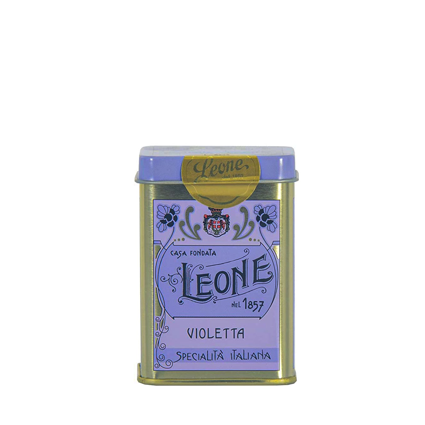 Violet Candies Tin 1.5 oz
