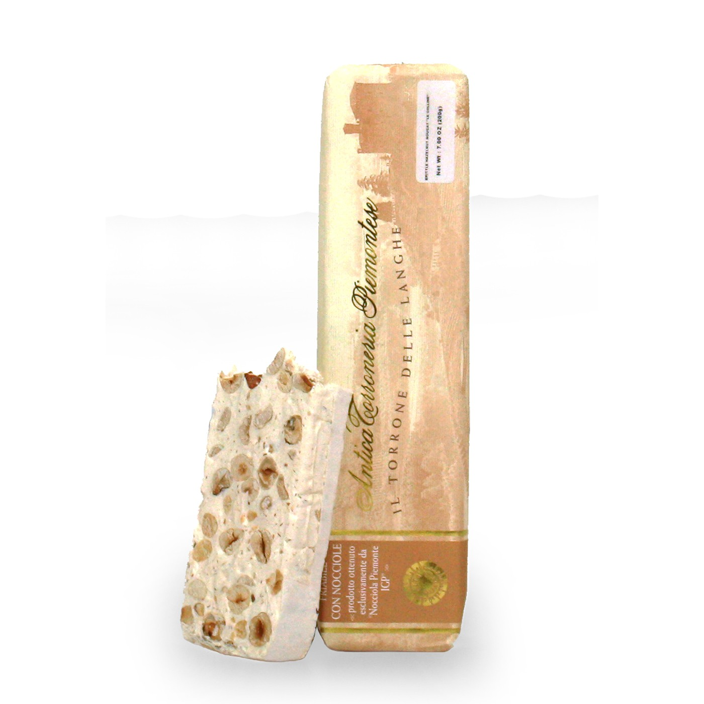 Torrone with Hazelnut 7.1 oz