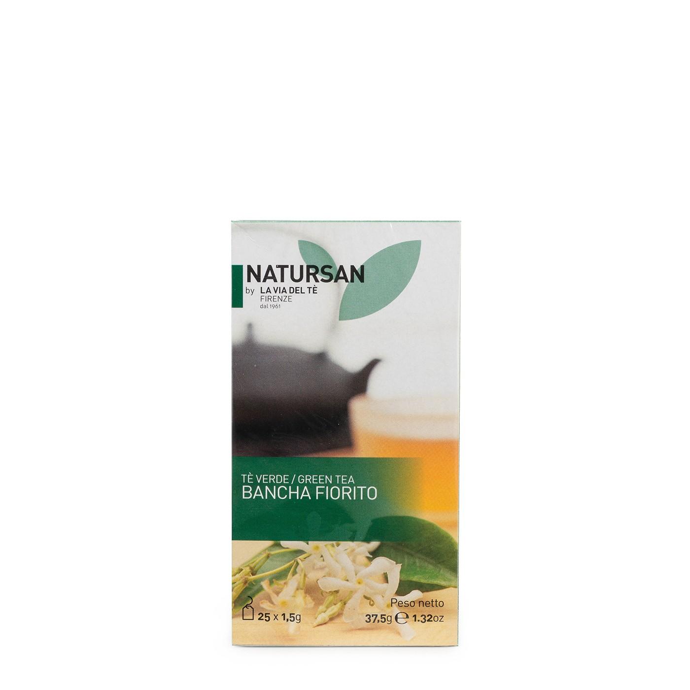 Bancha Fiorito Green Tea - 25 bags