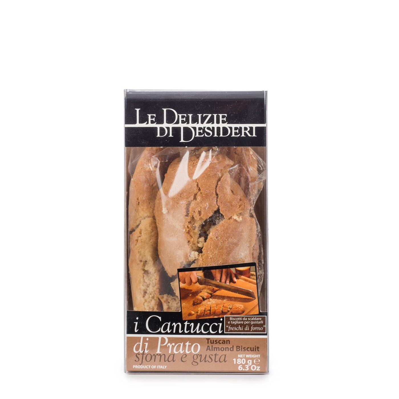 Prato Cantucci Cookies 5.6 oz