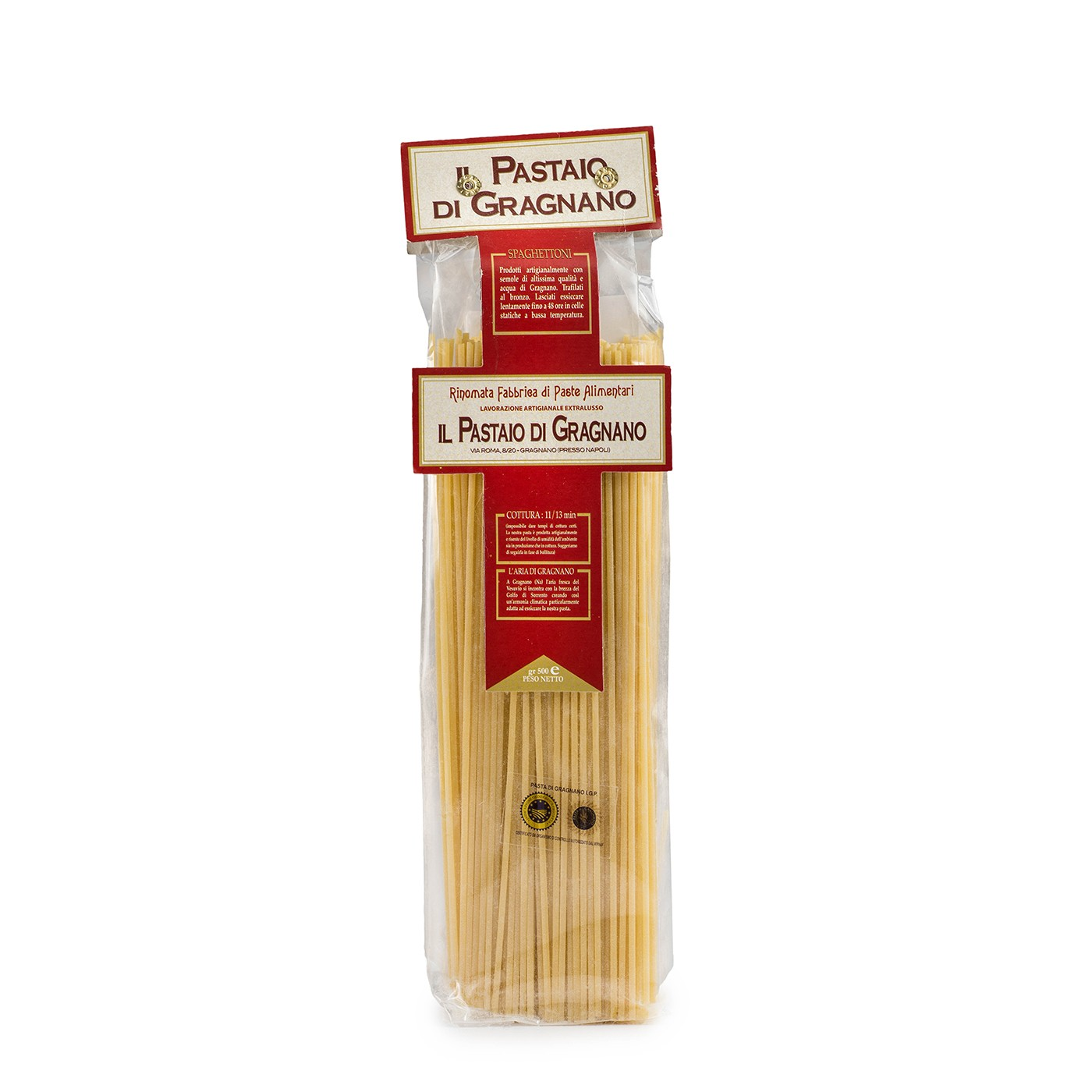 Spaghettoni 17.6 oz