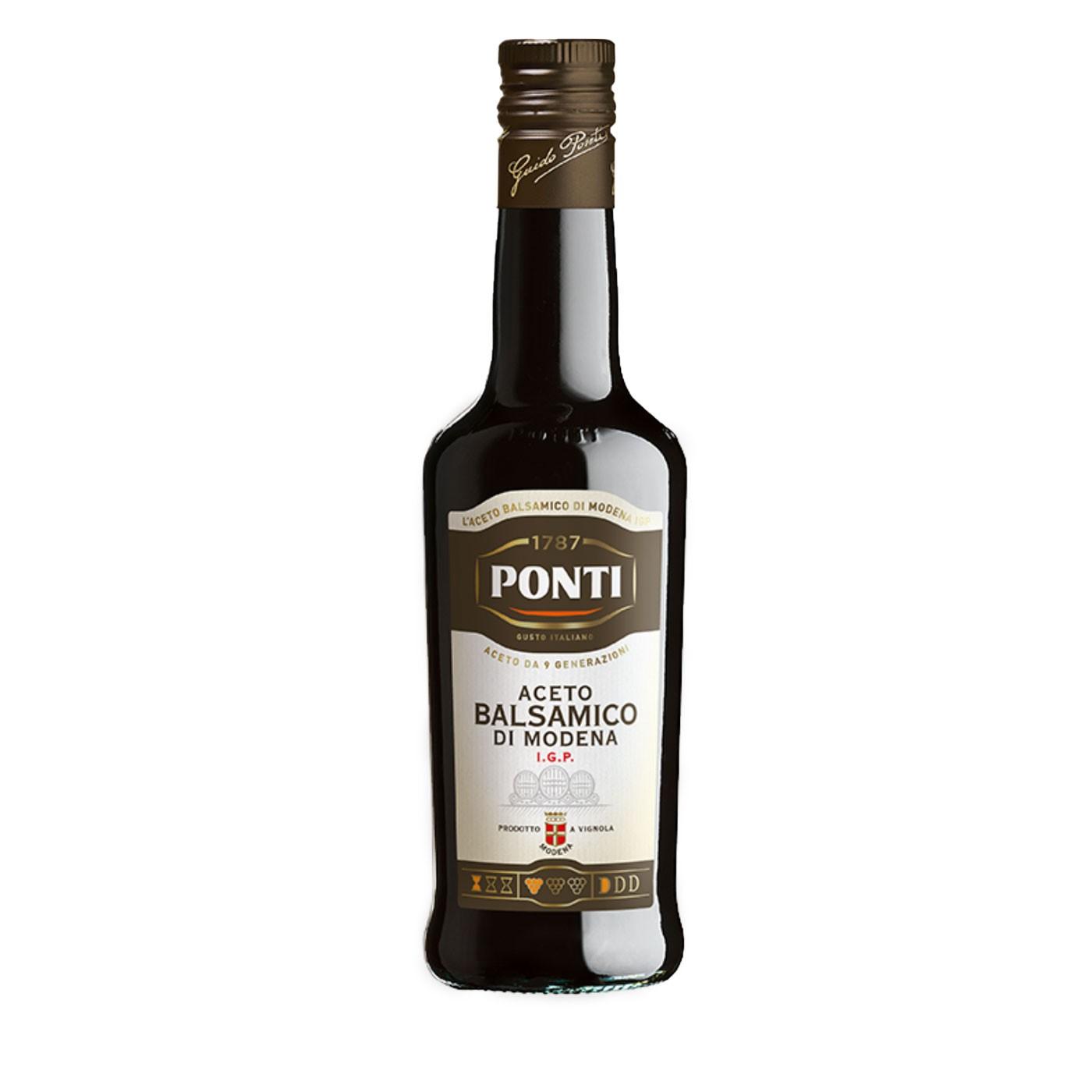 Balsamic Vinegar Of Modena I.G.P. 16.9 oz