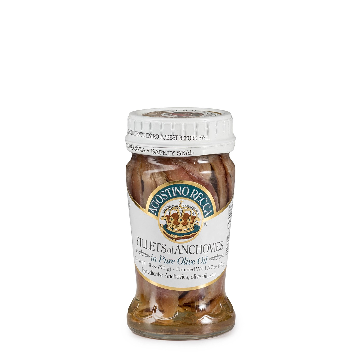 Anchovies in Olive Oil 3.17 oz