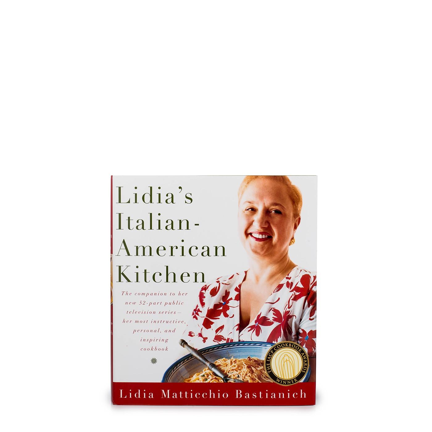 Lidia's Italian-American Kitchen (hardcover)