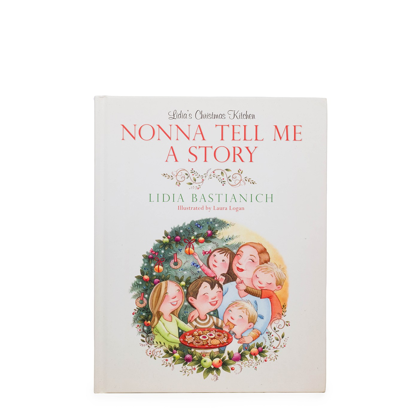 Nonna Tell Me A Story (hardcover)